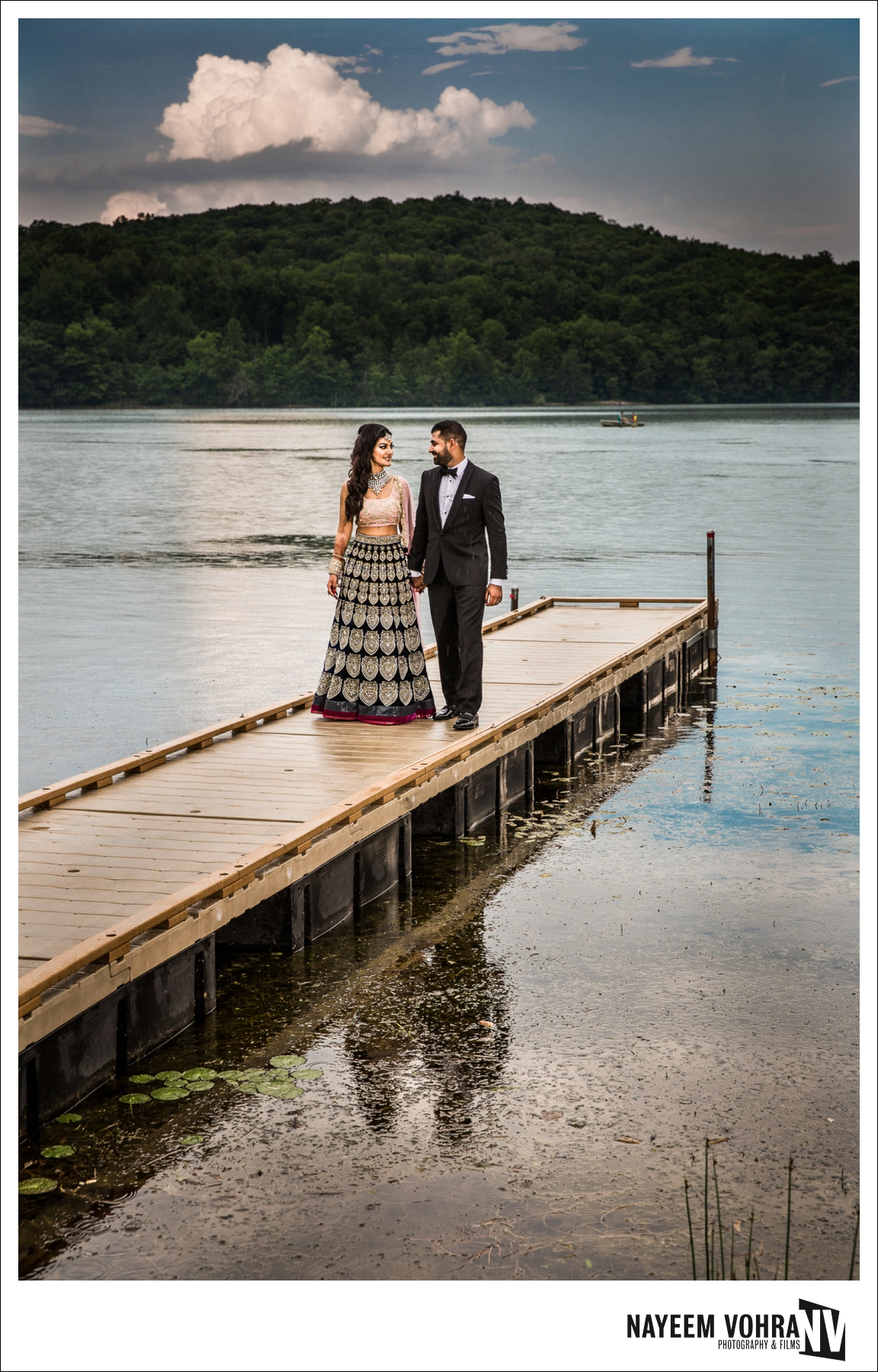 View On The Hudson Amp Sheraton Mahwah Indian Wedding Navneet Amp Amit Part 2 Nayeem Vohra